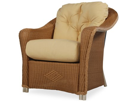 Lloyd Flanders Reflections Quick Ship Wicker Lounge Chair