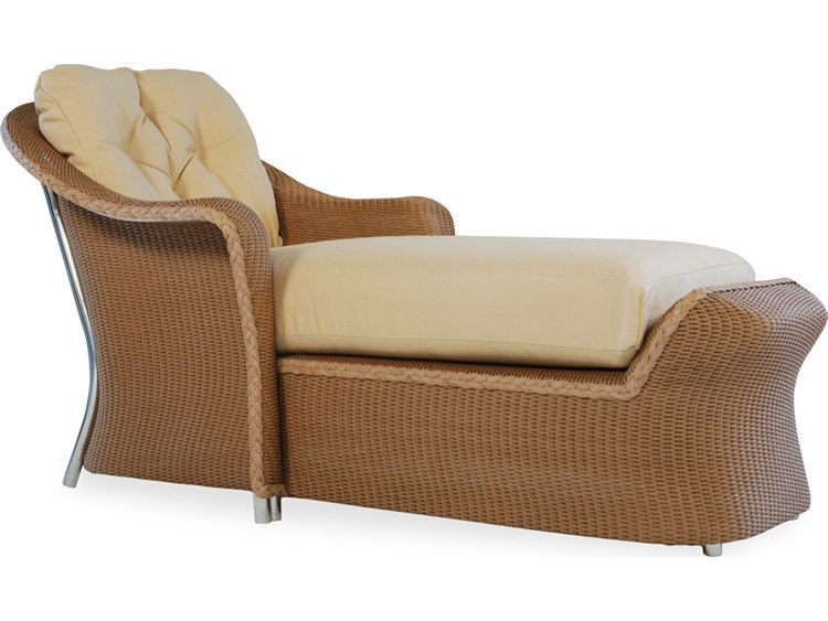 lloyd flanders reflections wicker chaise 9025. Black Bedroom Furniture Sets. Home Design Ideas