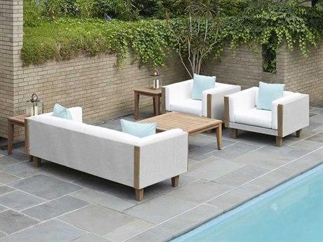 Lloyd Flanders Catalina Wicker Lounge Set
