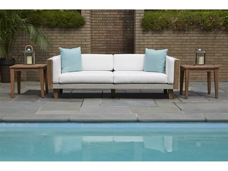 Lloyd Flanders Catalina Wicker Lounge Set