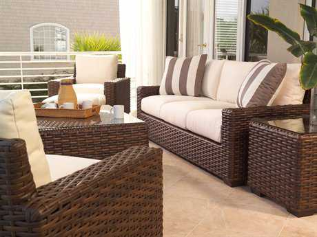 Lloyd Flanders Contempo Wicker Lounge Set LFCNTLS