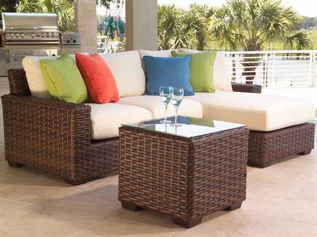 Lloyd Flanders Contempo Wicker Lounge Set LFCNTSQ