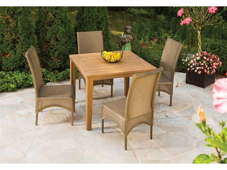 Lloyd Flanders Dining & Accessories Wicker Dining Set