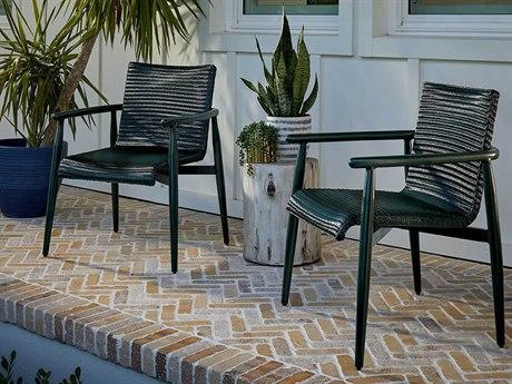Lloyd Flanders Fairview Wicker Lounge Chair Set