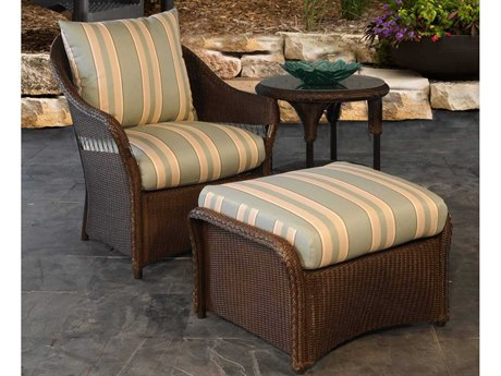 Lloyd Flanders Freeport Wicker Lounge Set LFFRLNGESET