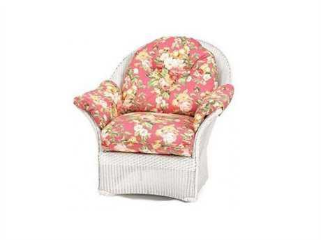 Lloyd Flanders Keepsake Swivel Rocker Lounge Chair Replacement Cushions