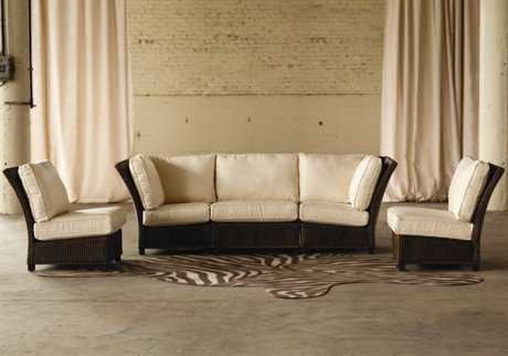 Lloyd Flanders Hamptons Wicker Lounge Set