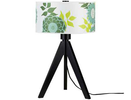 Lights Up Woody Table Lamp