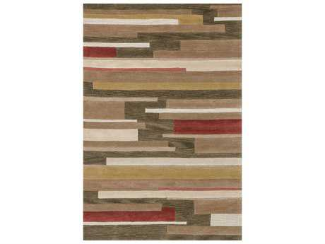 Loloi Rugs Abacus AC-02 Olive / Gold Area Rug