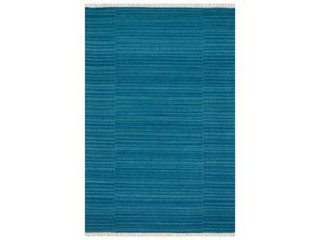Loloi Rugs Anzio AO-01 Rectangular Blue Area Rug