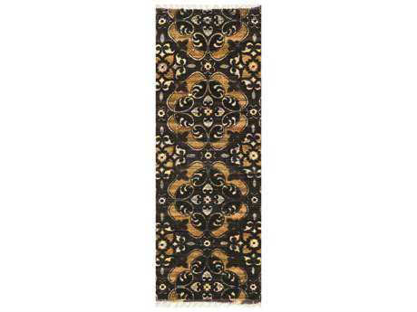 Loloi Rugs Aria HAR02 1'9'' X 5' Brown / Gold Runner Rug