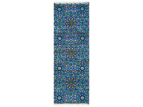 Loloi Rugs Aria HAR09 1'9'' X 5' Blue Runner Rug