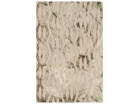 Loloi Rugs Beckett BC-04 Rectangular Taupe Area Rug