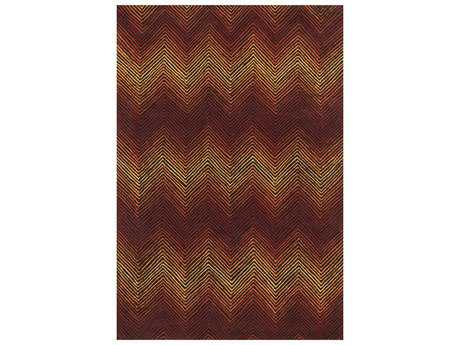 Loloi Rugs Boca BH-05 Rectangular Brown / Spice Area Rug