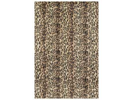 Loloi Rugs Danso Shag DA-02 Rectangular Cheetah Area Rug