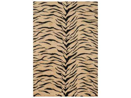 Loloi Rugs Danso Shag DA-03 Rectangular Tiger Area Rug