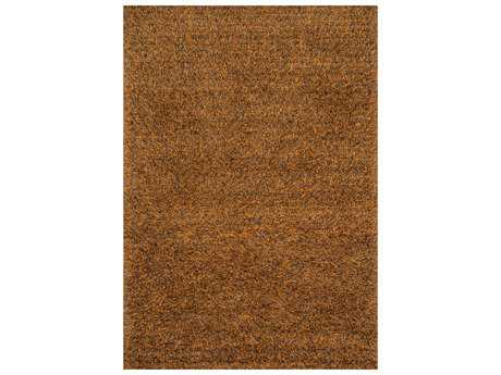 Loloi Rugs Dion Shag DS-01 Rectangular Spice Area Rug