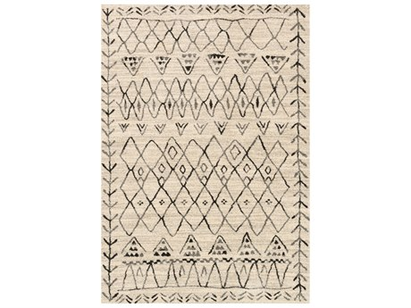 Loloi Rugs Emory EB-09 Heather Gray / Black Area Rug