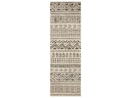 Loloi Rugs Emory EB-10 Stone / Graphite Area Rug LLEMOREB10SNGTREC