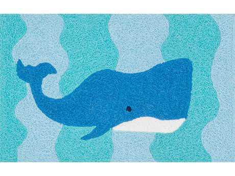 Loloi Rugs Angelou 1'9 X 2'9 Rectangular Ocean & Blue Area Rug