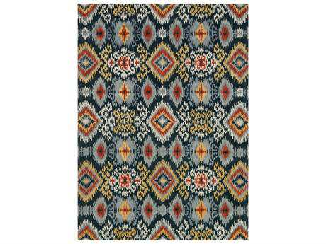 Loloi Rugs Leyda LY-06 Rectangular Midnight Area Rug