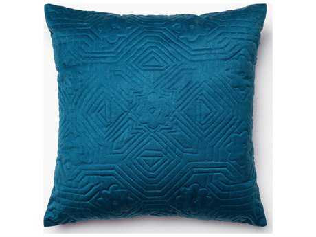 Loloi Rugs 22'' Square Navy Pillow (Sold in 4)