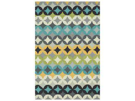 Loloi Rugs Summerton SRS17 Grey / Multi Area Rug
