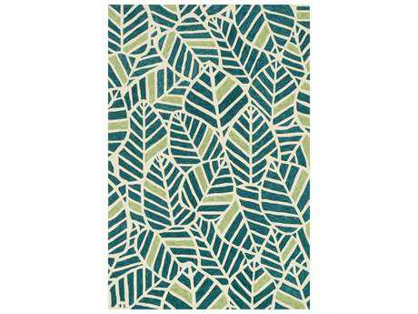 Loloi Rugs Tropez TZ-05 Blue / Green Area Rug