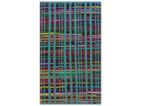 Loloi Rugs Tyler HTL01 Rectangular Turquoise Area Rug