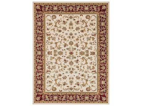 Loloi Rugs Welbourne WL-03 Ivory / Red Area Rug