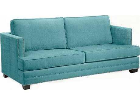Loni M Designs Madison Teal Sofa