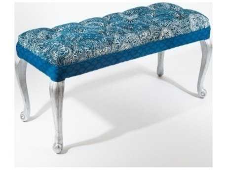 Loni M Designs Aida Navy Bench