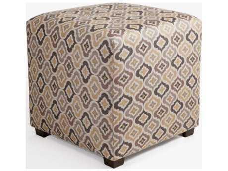 Loni M Designs Sheik & Taj Brown Ottoman