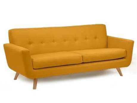 Loni M Designs Atomic Mustard Sofa