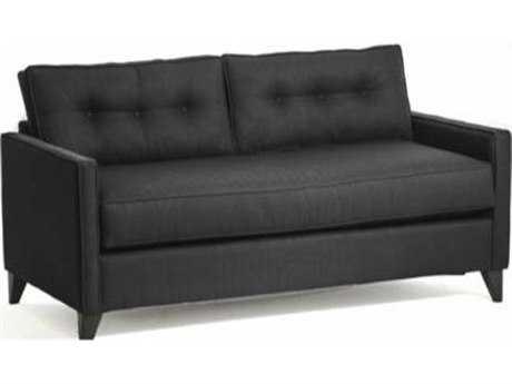Loni M Designs Charcoal Sleeper Sofa