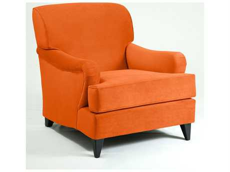 Loni M Designs Elsa Saffron Accent Chair