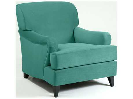 Loni M Designs Elsa Teal Accent Chair