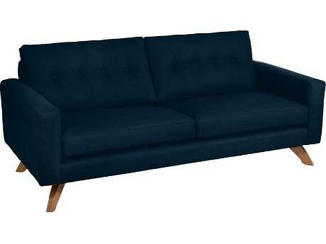 Loni M Designs Stanley Navy Sofa