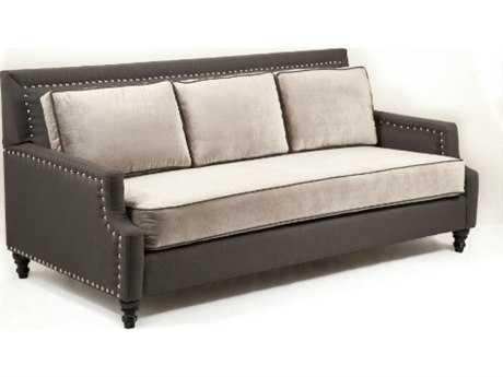 Loni M Designs Madrid Charcoal Sofa