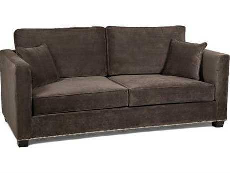 Loni M Designs Joshua Charcoal Sofa
