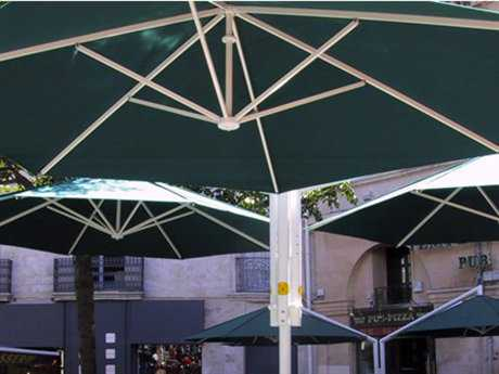 Luxury Umbrellas May Rialto Double Customizable Offset Umbrella