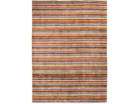Ligne Pure Love Rectangular Orange Area Rug