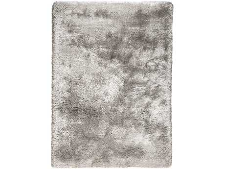 Ligne Pure Adore Rectangular Light Gray Area Rug