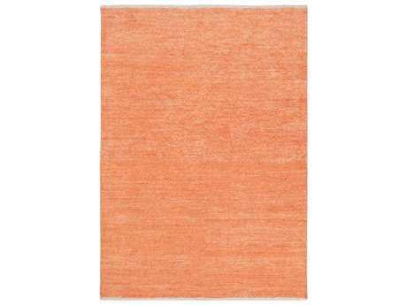 Ligne Pure Transform Orange Rectangular Area Rug