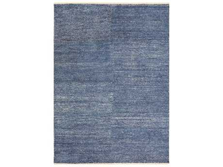 Ligne Pure Transform Blue Rectangular Area Rug