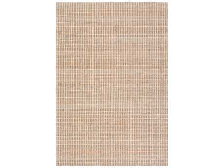 Ligne Pure Enjoy Brown & Beige Rectangular Area Rug