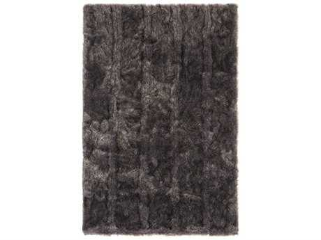 Ligne Pure Feel Grey Rectangular Area Rug