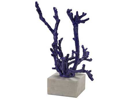 Dimond Home Purple Staghorn Coral Sculpture