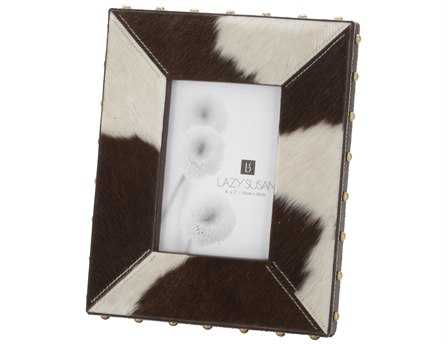 Dimond Home 5 x 7 Holstein Faux Pony Frame