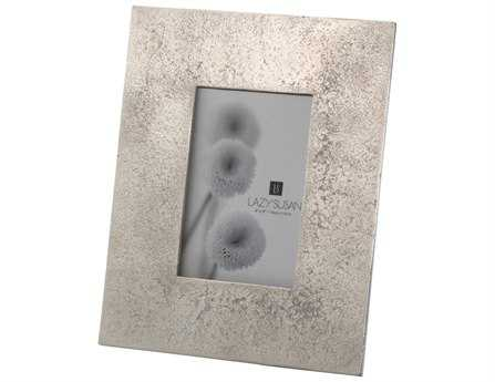 Dimond Home 4 x 6 Silver Cement Frame